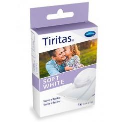 TIRITAS HARTMANN SOFT WHITE 6 CM X 1M
