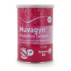 MUVAGYN PROBIOTICO TAMPON C/APLIC REG 9U