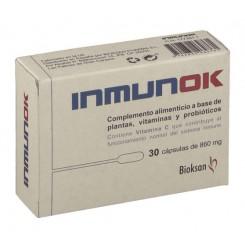 INMUNOK 30 CAPS