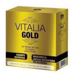 TH PHARMA VITALIA GOLD CHAMPU NUTRITIVO + MASCARILLA INSTANTÁNEA