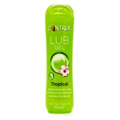 CONTROL LUB GEL TROPICAL 75ML
