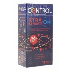 CONTROL XTRA SENSATION 12 UNID.