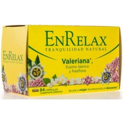 ENRELAX 84 CAPSULAS AQUILEA