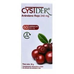 CYSTDER 60 CAPS