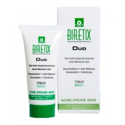 BIRETIX DUO GEL ANTI-IMPERFECCIONES 30ML.