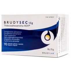BRUDY SEC 1,5 90 CAPSULAS BRUDYLAB