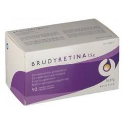 BRUDY RETINA 1.5 G 90 CAPSULAS BRUDYLAB