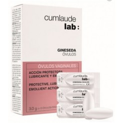 CUMLAUDE GINESEDA OVULOS 10 UDS.