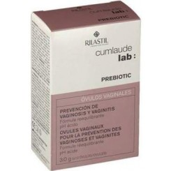 CUMLAUDE LAB PREBIOTIC 10 OVULOS VAGINAL