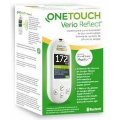 ONETOUCH VERIO REFLECT GLUCOMETRO 10 TIRAS + 25 TIRAS