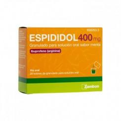 ESPIDIDOL 400 MG 12 SOBRES GRANULADO SOLUCION OR