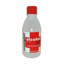 MONPLET ALCOHOL 70º 250 ML