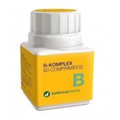 B KOMPLEX 500MG 60COM BOTANICA