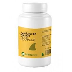 CARTILAGO TIBURON 740MG 100CAP BOTANICA