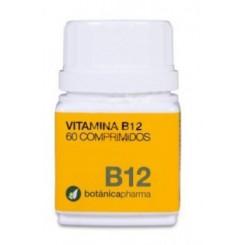 VITAMINA B12 60 COMP BOTANICA