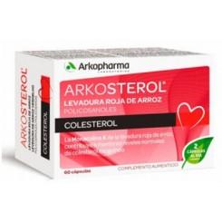 ARKOSTEROL REGULA COLESTEROL  60 CAPSULAS