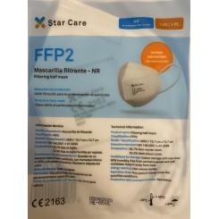 MASCARILLA FFP2 STAR TIC 1 UNIDAD