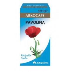 ARKOCAPSULAS PAVOLINA (AMAPOLA) 48 CAPS