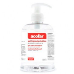 ACOFAR GEL HIGIENIZANTE DE MANOS 500 ML