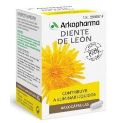 ARKOCAPSULAS DIENTE DE LEON 245MG 100CAP