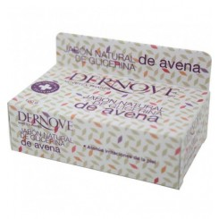 DERNOVE JABON DE GLICERINA Y AVENA 100G.