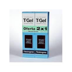T/GEL CHAMPU ANTICASPA PELO NORMA/GRASO   250 ML