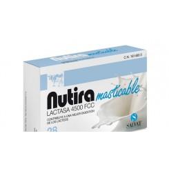 NUTIRA LACTASA 4500 FCC 28 COMP MASTICABLES