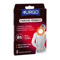URGO PARCHE TERMICO 2 U