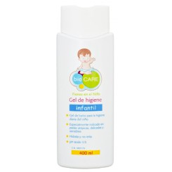 BIOCARE  GEL DE BAÑO  400 ML