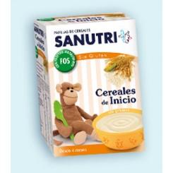 SANUTRI  CEREALES SIN GLUTEN FOS 600 G
