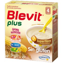BLEVIT PLUS SUPERFIBRA SIN GLUTEN 700 G