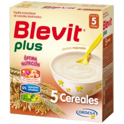 BLEVIT PLUS 5 CEREALES 700 G