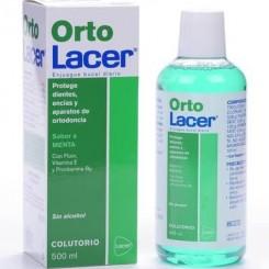 LACER ORTODENT COLUTORIO 500 ML MENTA FRESCA
