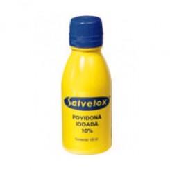 SALVELOX POVIDONA YODADA 10% 125 ML
