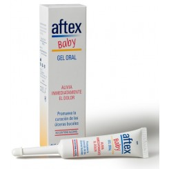 aftex gel oral 15 ml baby