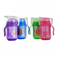 DR BROWN´S TAZA EDUCATIVA  270 ML  + 9 MESES