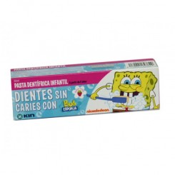 BOB ESPONJA PASTA DENTAL INFANTIL 50 ML