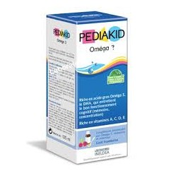 PEDIAKID OMEGA 3 125 ML