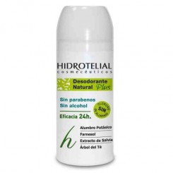 Hidrotelial desodorante roll-on 75 ml