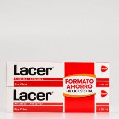 LACER  PASTA  DUPLO  2 × 125 ML PRECIO ESPECIAL