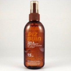 PIZ BUIN TAN & PROTECT SPF15 ACEITE SPRAY 150 ML