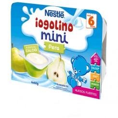 NESTLE IOGOLINO PERA 6 X 60 G MINI