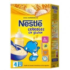 Nestle cereales sin gluten 600 g