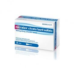 MICRALAX 4 CANULETAS