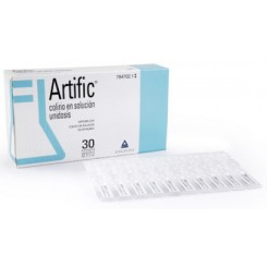 ARTIFIC COLIRIO 30 MONODOSIS 0.5 ML