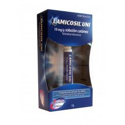 LAMICOSIL UNI 10 MG/G SOLUCION TOPICA 4 G