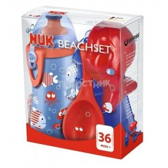 NUK BEACHSET  SET DE PLAYA