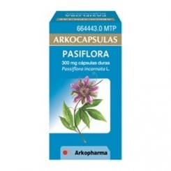 ARKOCAPSULAS PASIFLORA 300 MG 50 CAPSULAS