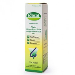 IDASAL NEBULIZADOR      0.05% 15 ML 150 PULSAC