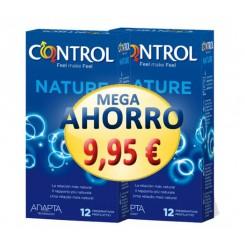 CONTROL NATURE  12 + 12 MEGA AHORRO 9.95€